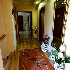 Hotel Kwidzyn wnętrze