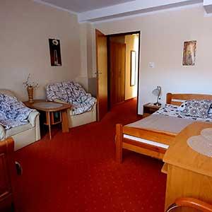 Hotel Kwidzyn pokoje